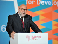Germany highlights support for digital learning in Africa