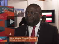 Watch: interviews with the Ugandan Ministers of State for ICT and Education