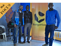 "Hub Focus 1: ""Developing with technology is better as a team sport"" – BongoHive, Lusaka, Zambia"