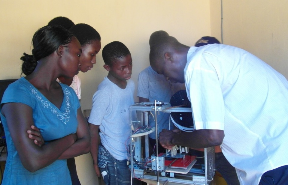 3D printing drives innovation in Africa