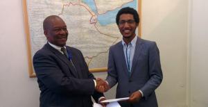 Des entrepreneurs éthiopiens rivalisent avec le tableau noir