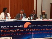 Leaders convene at the Africa Forum
