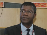 Thierry Zomahoun, President and CEO of the African Institute for Mathematical Sciences