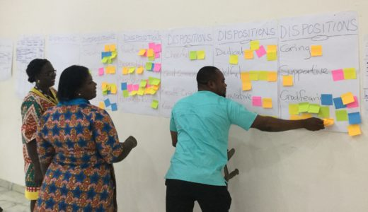 Lessons Learned from a Training of Trainers Model in Africa