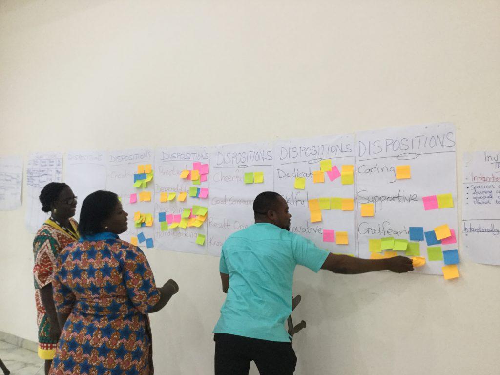 Leçons tirées d'un modèle de Formation des formateurs expérimenté en Afrique