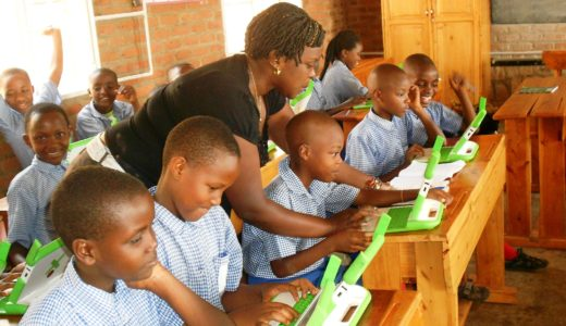 Internet for education in Africa