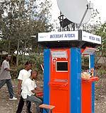 Rural Internet Kiosks Project